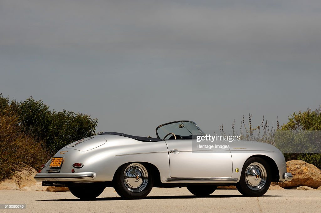 Porsche Sdster 356 1600 Super 1958 Pictures | Getty Images