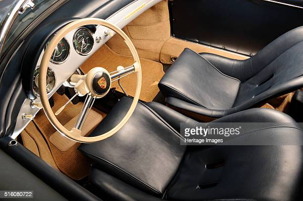 Porsche Speedster 356 1600 Super 1958 By Simon Clay