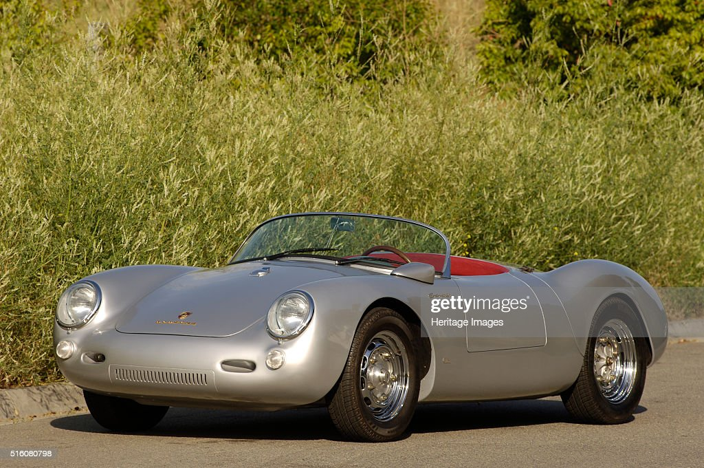 1956 Porsche Spyder