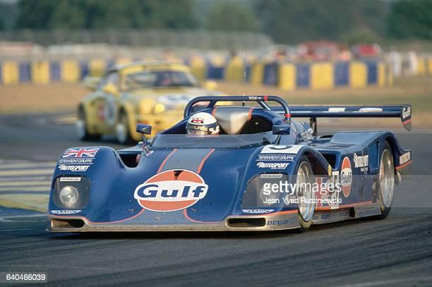 Porsche's 24 Hour Le Mans Car