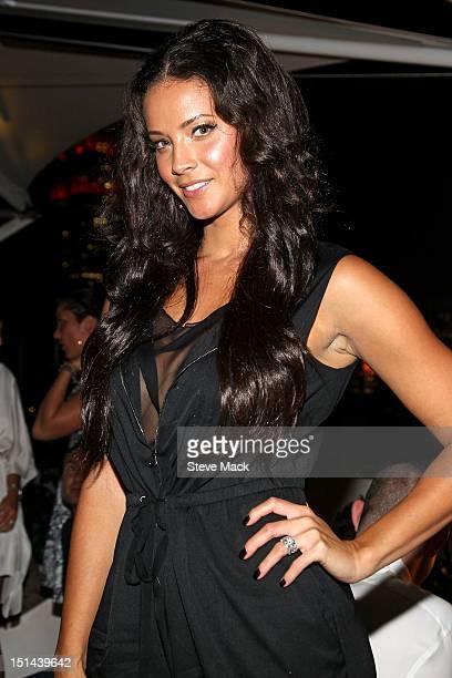 Porschla Kidd at Sky Room on September 6, 2012 in New York City.