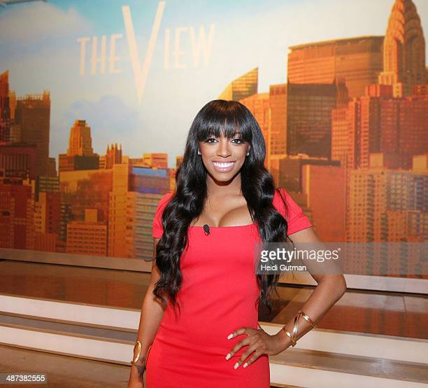 THE VIEW Porsha Williams finally breaks her silence talking exclusively to the hosts of ABC's 'The View' live TUESDAY APRIL 29 and will address her...