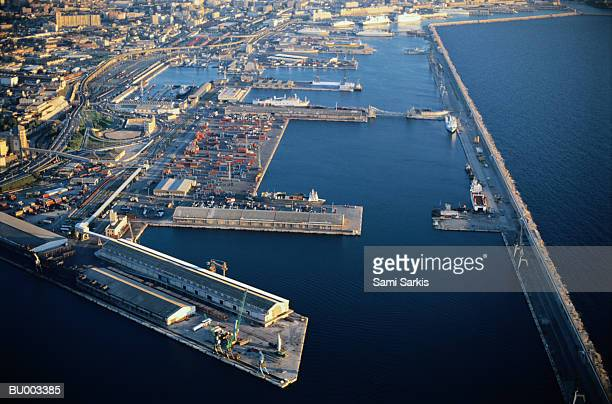 Port at Marseille