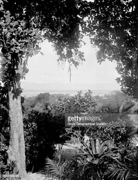 Port au Prince, Haiti, 1908.