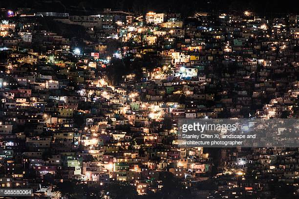 Port au Prince night view
