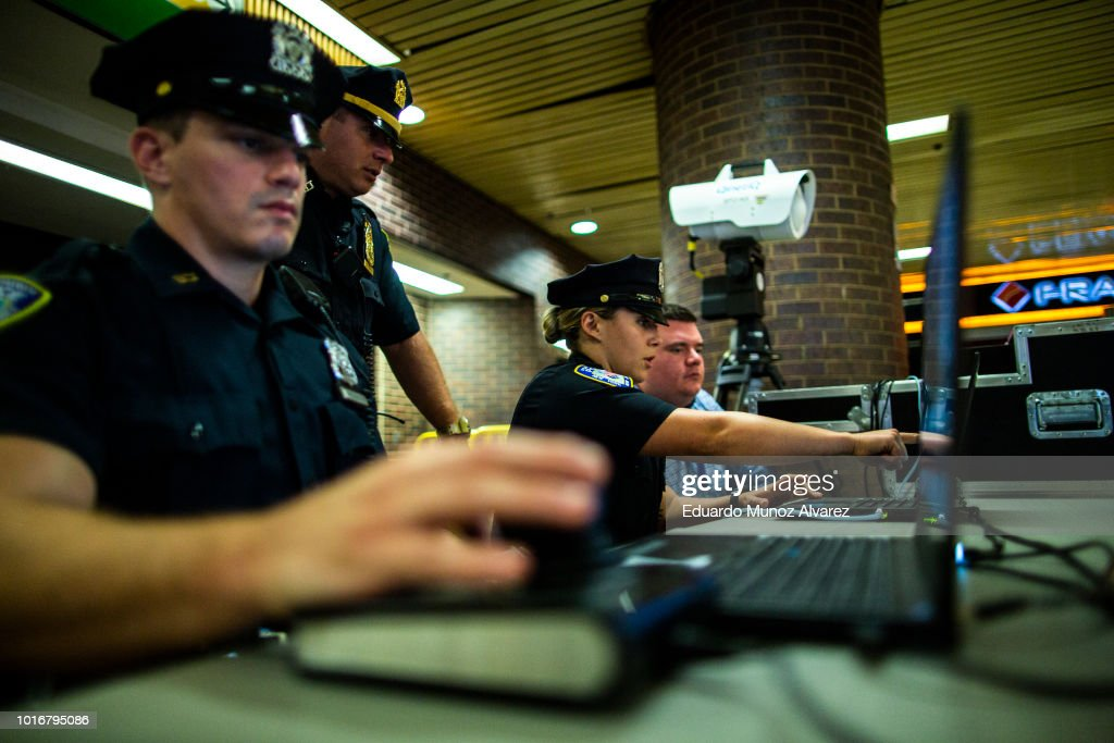 Port Authority Of New York Demonstrates New Security Technology