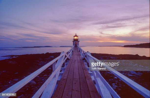 Port Clyde, Maine-2, arshall Island Light