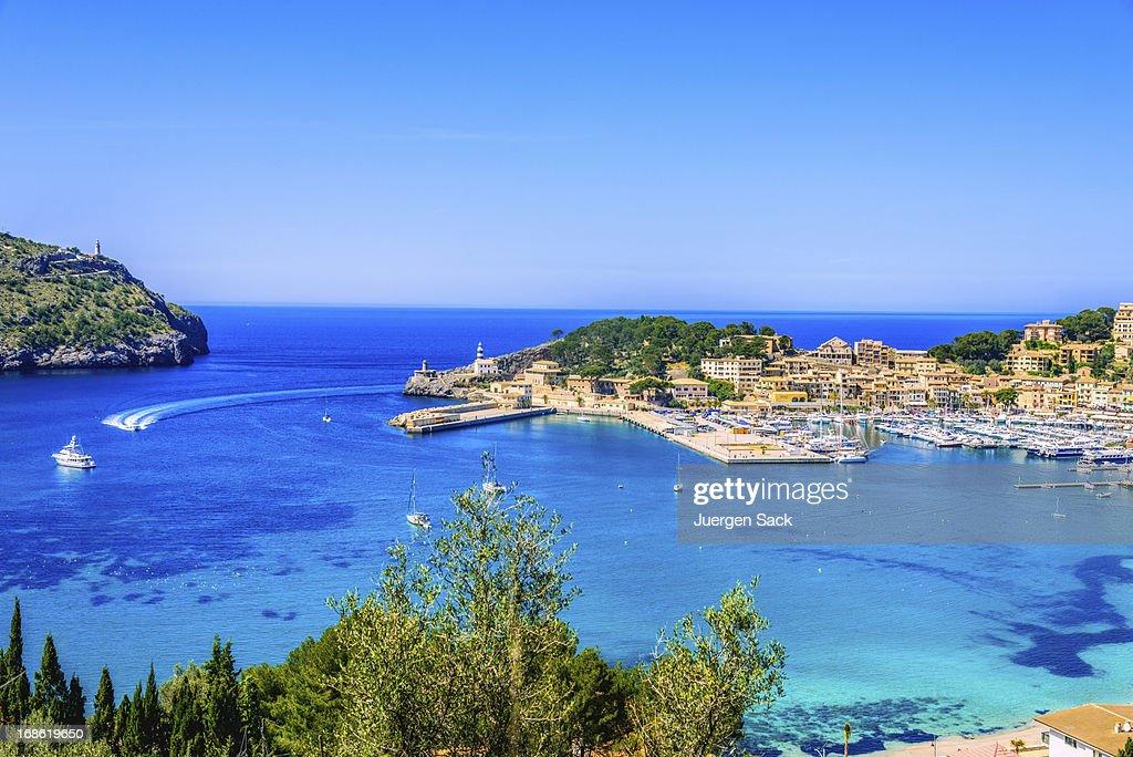 Port De Soller (Mallorca) : Stock Photo
