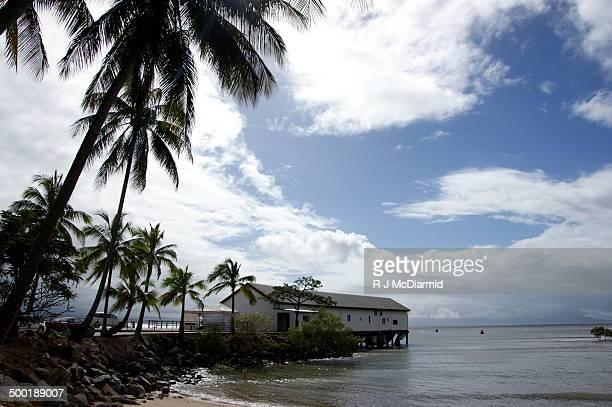 Port Douglas boat shed