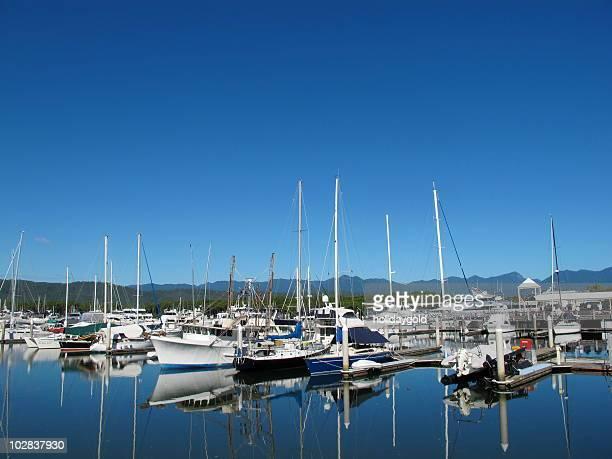 Port Douglas harbour