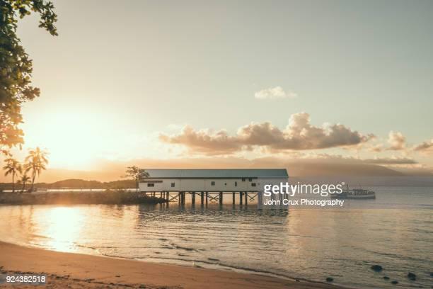 port douglas sunset harbour