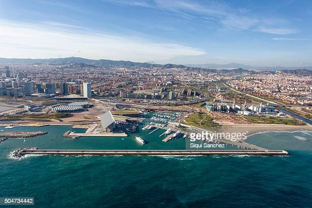 Port Forum. Barcelona, Spain