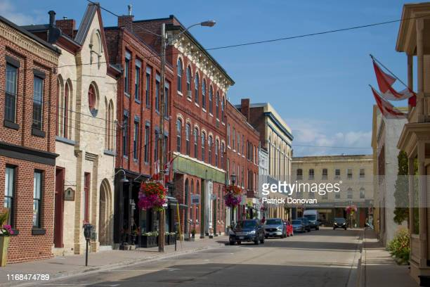 port hope, ontario - ontario canada stock pictures, royalty-free photos & images