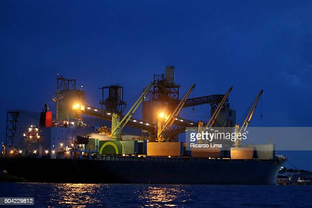 Port in Santarem