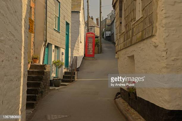 port isaac, cornwall, united kingdom - port isaac stock pictures, royalty-free photos & images