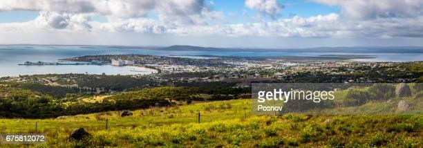 port lincoln, south australia - porto lincoln - fotografias e filmes do acervo