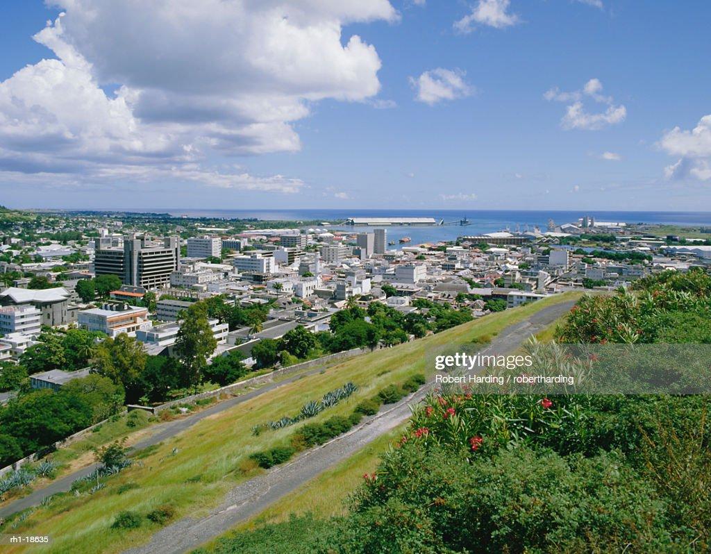 Port Louis, Mauritius, Indian Ocean, Africa : Stockfoto