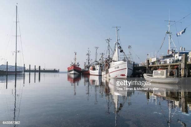 Port Möltenort, Schleswig-Holstein, Germany