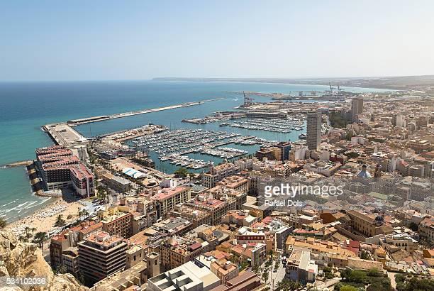Port of Alicante - Comunidad Valenciana, Costa Blanca, Alicante, Spain