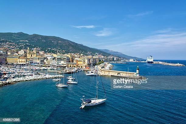 Port of Bastia   Corsica, France