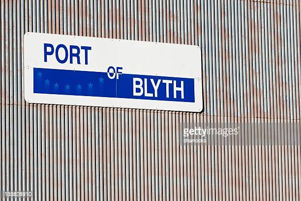 port of blyth - blyth northumberland stock pictures, royalty-free photos & images