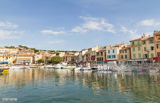 Port of Cassis - French Riviera