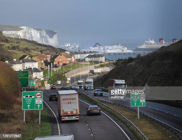 port of dover - brexit stock pictures, royalty-free photos & images