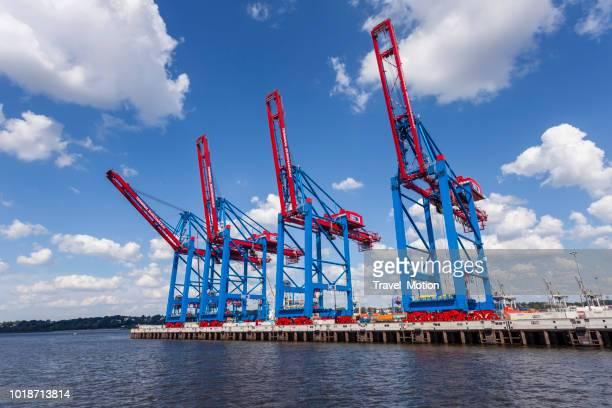 Haven van Hamburg, Duitsland