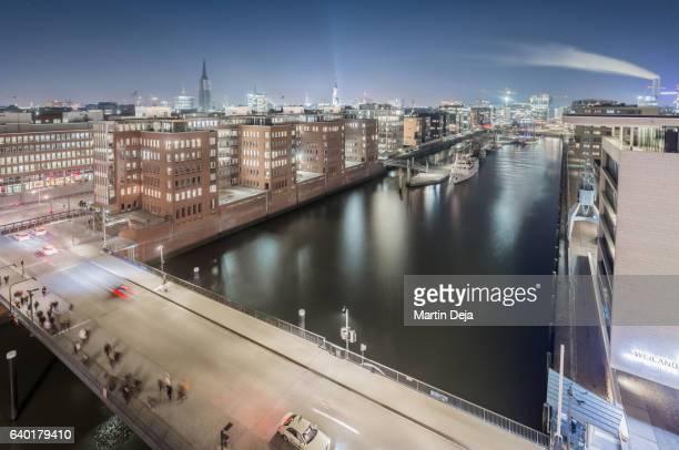 Port of Hamburg HDR