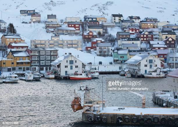 Port of Honningsvag