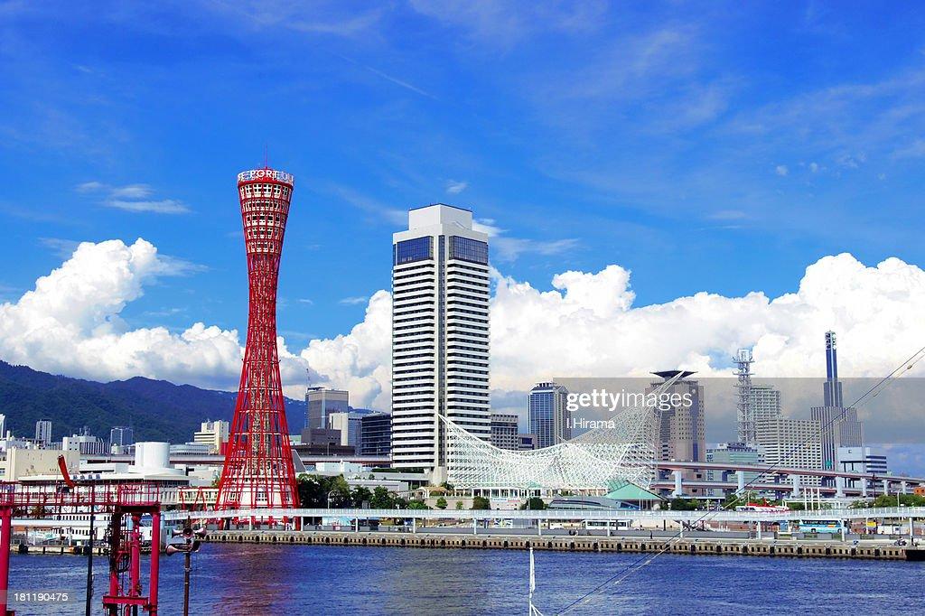 Port of Kobe : Stock Photo