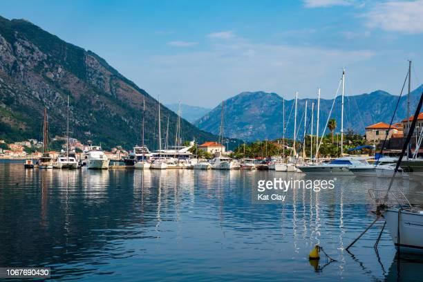 Port of Kotor, Montenegro