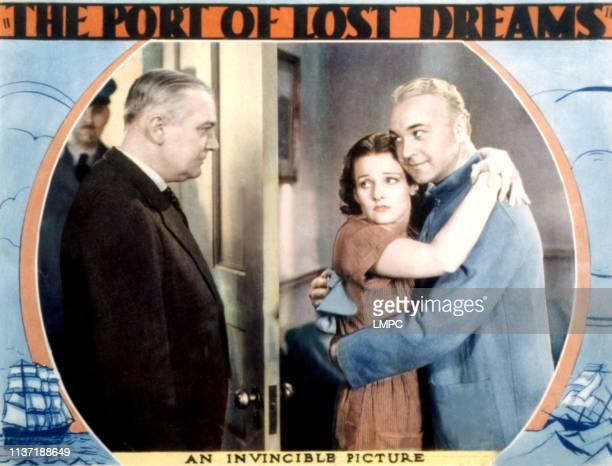 Port Of Lost Dreams lobbycard Charles C Wilson Lola Lane William Boyd 1934
