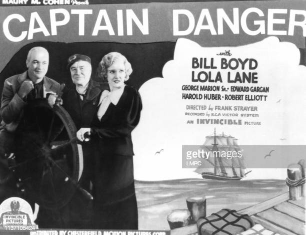 Port Of Lost Dreams poster William Boyd George F Marion Lola Lane 1934