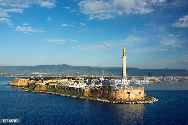 Port of Messina, Messina, Sicily, Italy