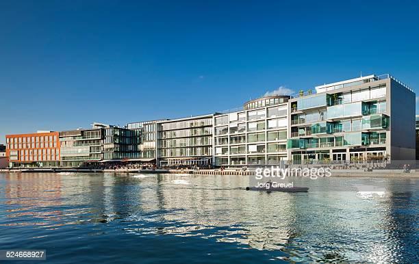 port of muenster - ミュンスター市 ストックフォトと画像