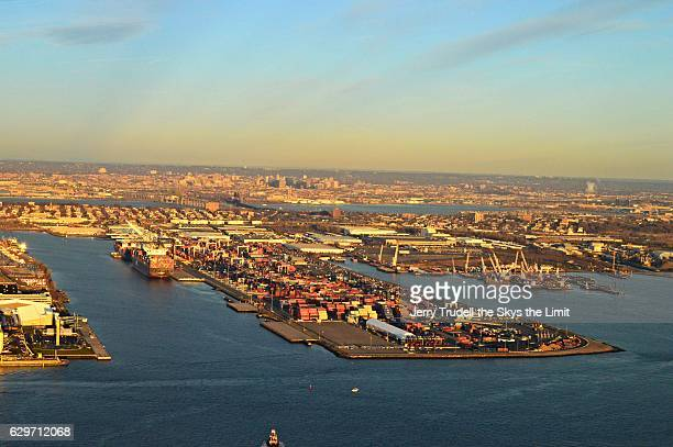 Port of Newark and container Shipping