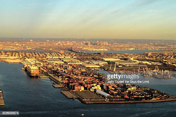 Port of Newark New Jersey