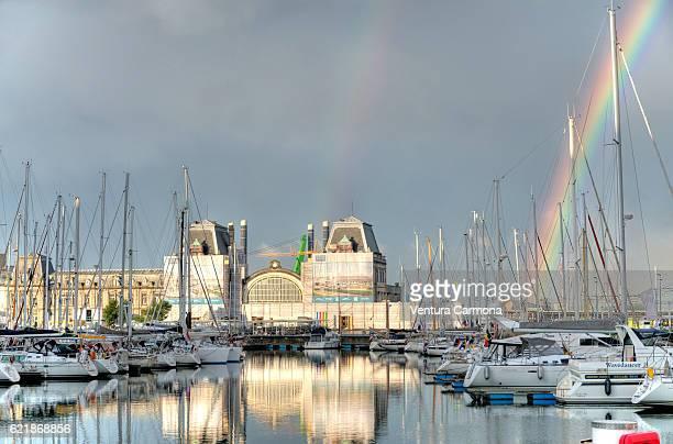 port of ostend (belgium) - オステンド ストックフォトと画像