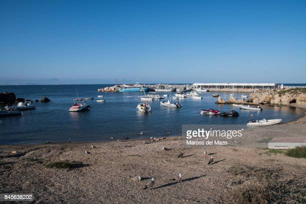 Port of Tabarca Tabarca is a small islet located in the Mediterranean Sea close to the town of Santa Pola Alicante Tabarca is the smallest...