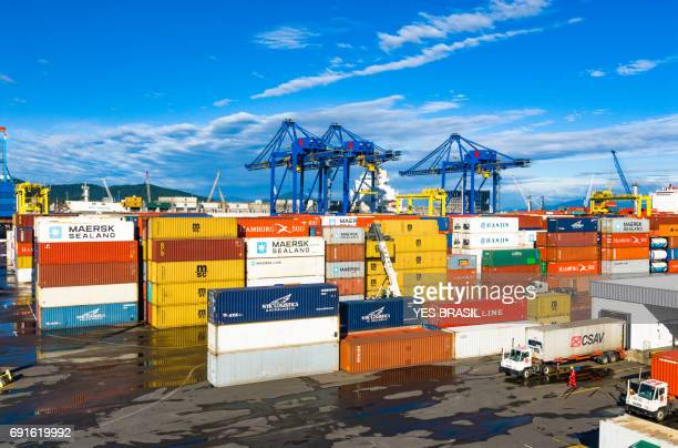 Port of the City of Navegantes -   Cargo inspection sector (loading and unloading)