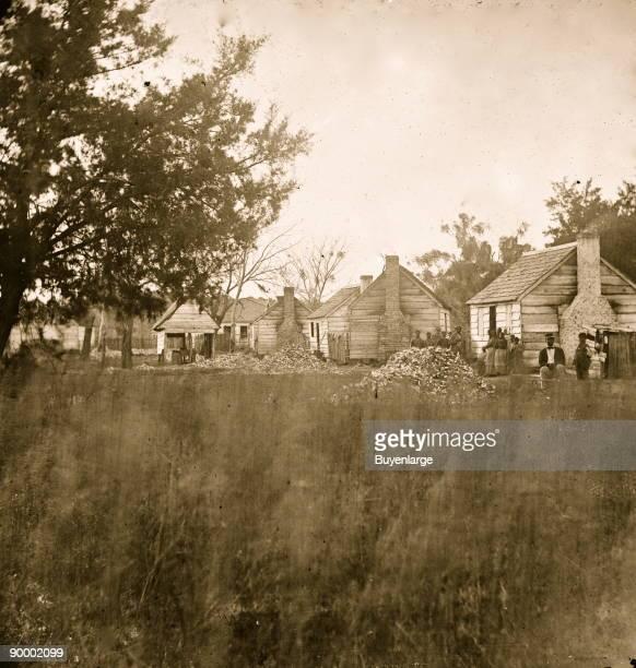 Port Royal South Carolina Slaves quarters