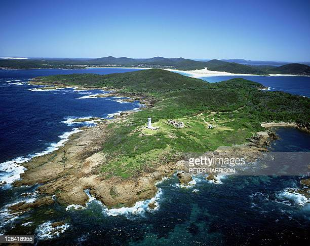 port stephens lighthouse, nsw