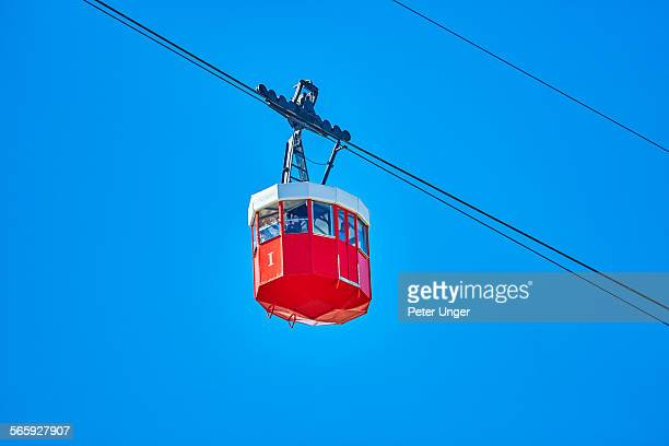 Port Vell Aerial Tramway cable-car, Barcelona