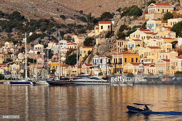 Port Yialos, Symi
