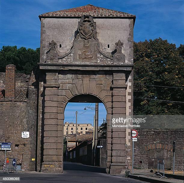 Porta Faulle by Barozzi Jacopo known as Vignola 16th Century