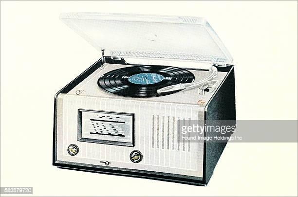 Portable Record Player