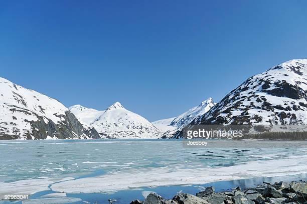ポーテージ氷河湖