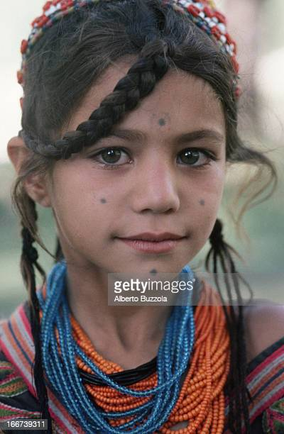 A portait of a young Kalash girl The Kalash is an Aryan tribe whose origin is still debated by scholars and historians Speculation gives the origin...