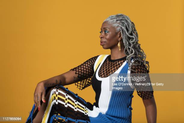Portait of Confident African American Woman